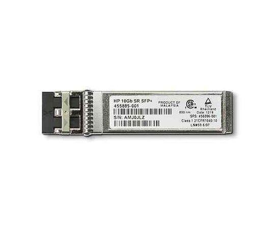 Трансивер HP 10GBase-SR SFP+ Short Range SFF Transceiver (455885-001), фото 1
